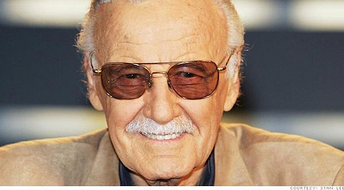 Source: The Real Stan Lee